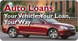 auto loans page link