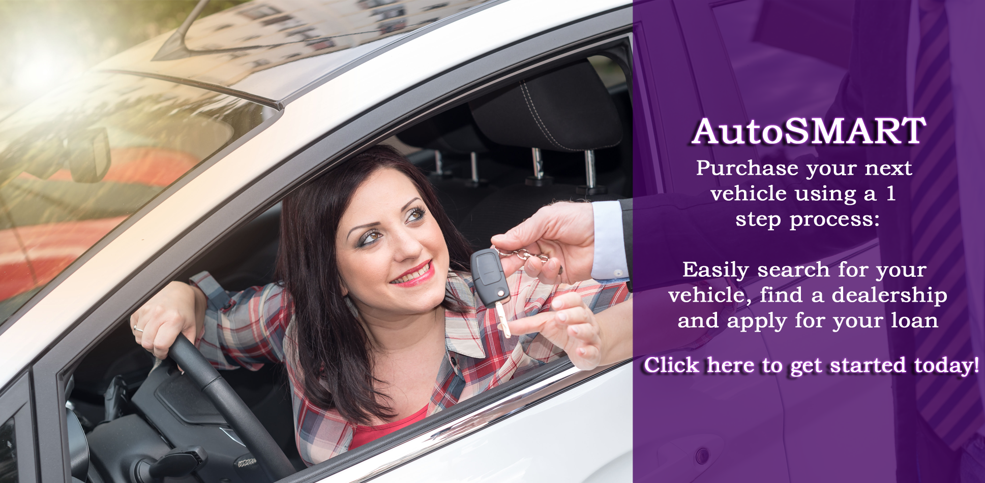 image link to the AutoSmart vehicle purchasing website